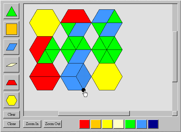 online pattern blocks