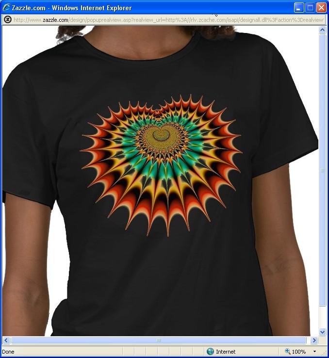 fractal t shirts - photo #15
