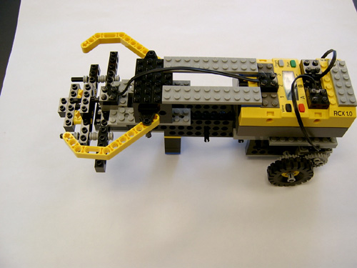 Microworlds Ex Robotics Examples